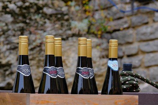 Bottle, Wine Bottles, Wine, Wine Bottle, Drink