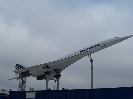 Concorde, Aircraft, Supersonic Fighter