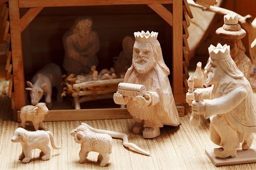 Baby, Bethlehem, Bible, Christ, Christmas, Crib, Faith