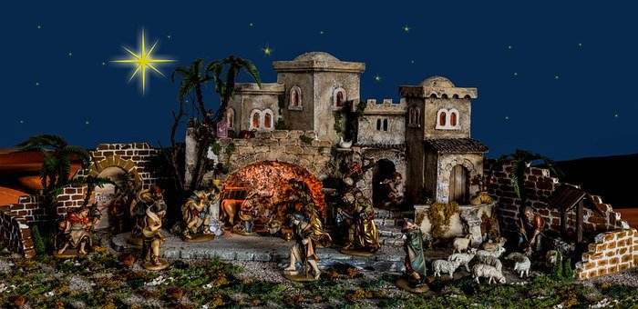 Christmas, Bethlehem, Crib, Jesus Birth, Jesus
