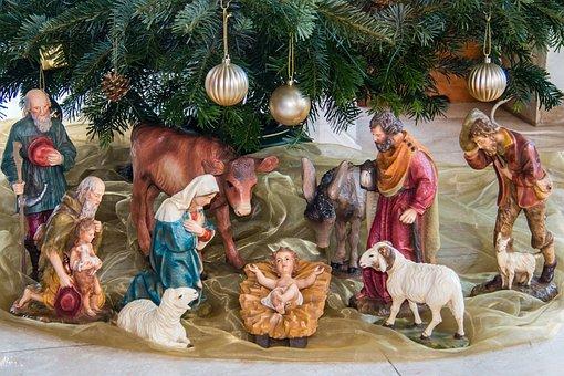Family, Christmas, Father Christmas, Christmas Eve