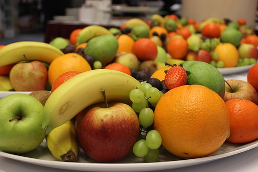 Fruit, A Bowl, Entertainment, Catering, Healthy Food