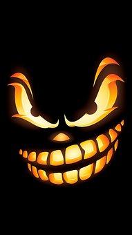 Unmutiger Expression, More Sinister Look, Evil Face