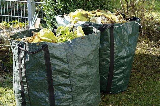 Garden Waste, Autumn, Green Waste, Häckselplatz