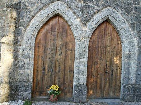 Input, Door, Double Door, Gate, Quarry Stone