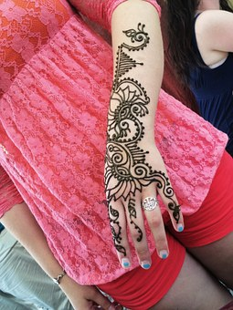Henna, Mehndi, Mehndi Designs, Indian, Tattoo