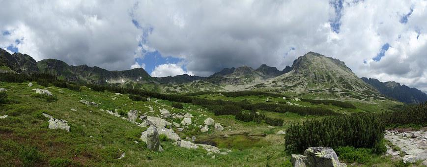 Tatry, Mountains, The High Tatras, Landscape, Nature