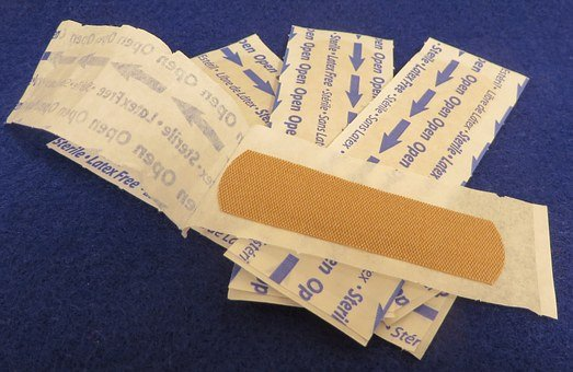 Bandages, Band Aid, Wound Care, Medical