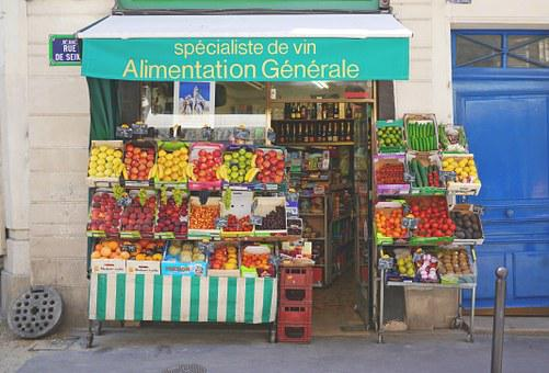 Fruit, Fruit Shop, Sell, Stand, Sale, Music
