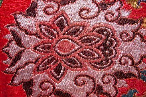 Silk, Tissue, Woven, Fiber, Cocoon, Silkworm, Of Course