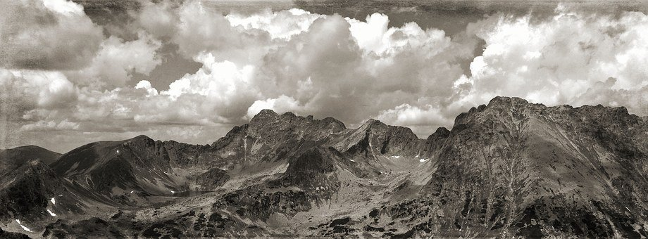 Mountains, Tatry, The High Tatras, Landscape