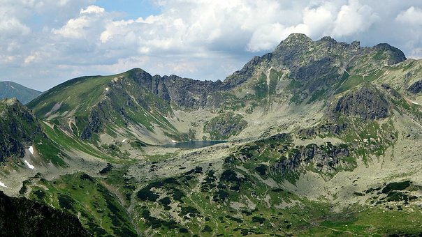 Tatry, Mountains, The High Tatras, Landscape