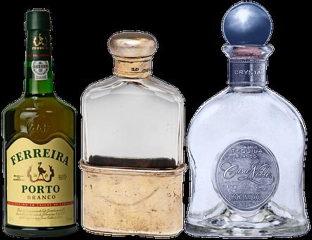 Bottle, Wine, Port, Tequila, Porto, Jar, Glass, Drink