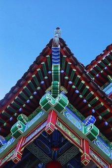 China, Shaanxi Province, Pinus Armandii, Religion