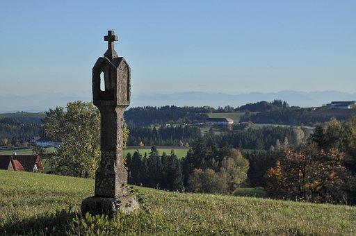 Monument, Believe, Christianity, Piety, Catholic