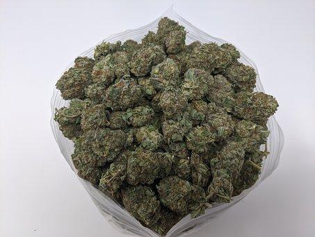 Black, Diamond, Cannabis, Chronic Post