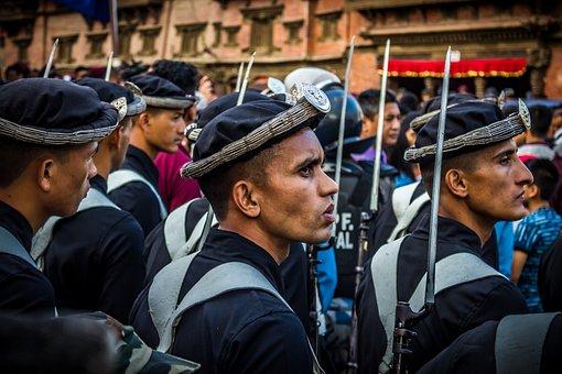 Basantapur, Nepal, Asia, Indrajatra, People