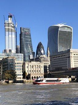 London, Walkie-talkie Building, London City