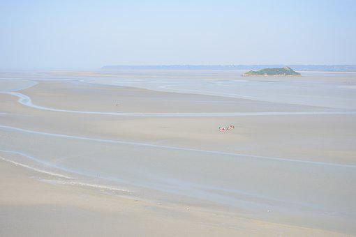 Bay, Sea, Beach, Water, Ocean, Side, Landscape, Nature