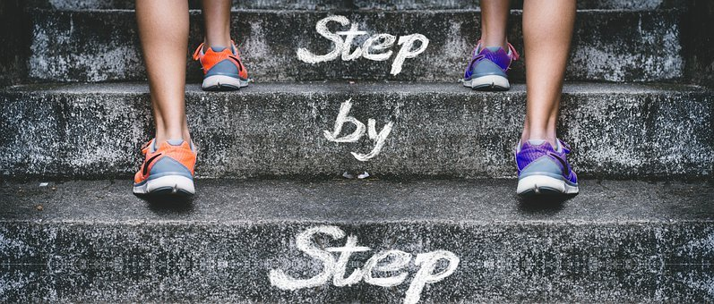 Stairs, Gradually, Feet, Legs, Success, Gradual, Career