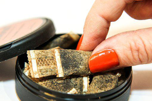 Snuff, Tobacco, Pouch, Portion Snus, Nails, A