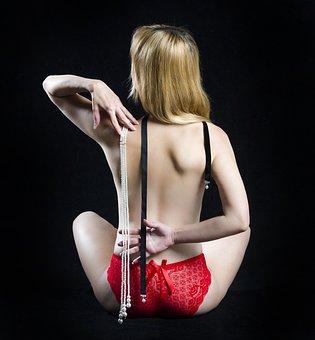 Spin, Girl, Posture, Body, Erotica, Exposure, Naked