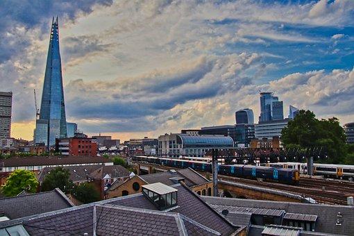 Shard, London, Architecture, Landmark, Attraction