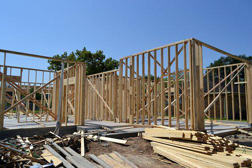 Building, Home, Construction, Contractor, Blueprint