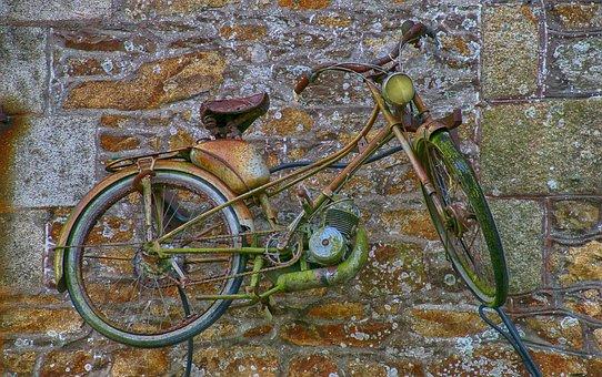 Bike, Old, Vintage, Urbex, Retro, Cycle, Nostalgia