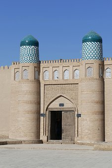 Uzbekistan, Chiva, Xiva, Central Asia, Historically