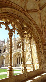 Monastery, The Medieval, Architecture, Old, Historical