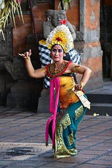Bali, Dancer, Indonesia, Tradition, Dance, Costume