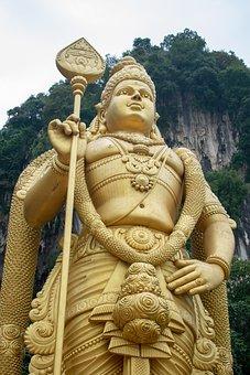 Temple, Malaysia, Religion, Travel, Hinduism, God, Asia