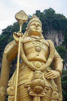 Temple, Malaysia, Religion, Travel, Hinduism, God, Asia