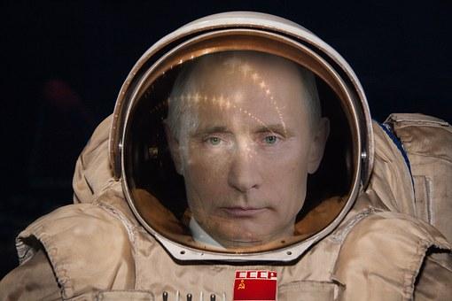 Vladimir Putin, As A Cosmonaut, Cosmonaut Space Suit