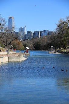 Austin, Lake Travis, Zilker Park, Relax, Scenic, Water
