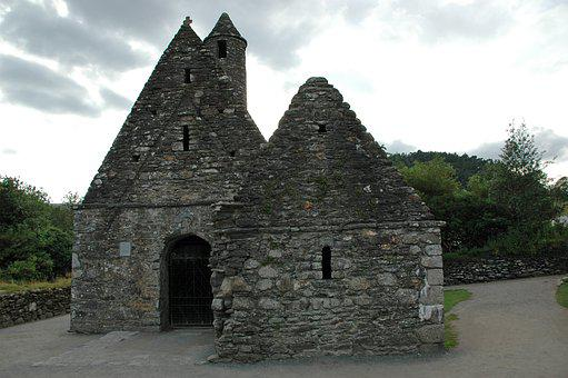 Ireland, Cemetery, Celtic, A Place To Rest, Religion
