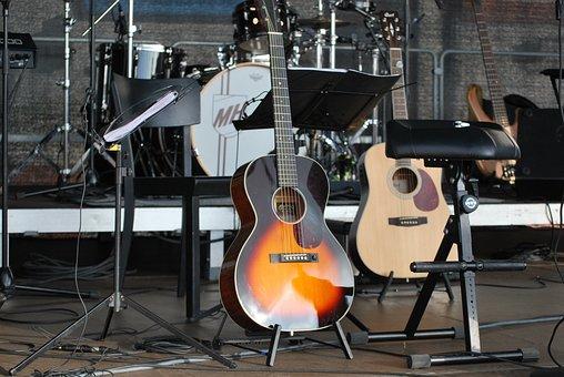 Instruments, Guitar, Music, Acoustic