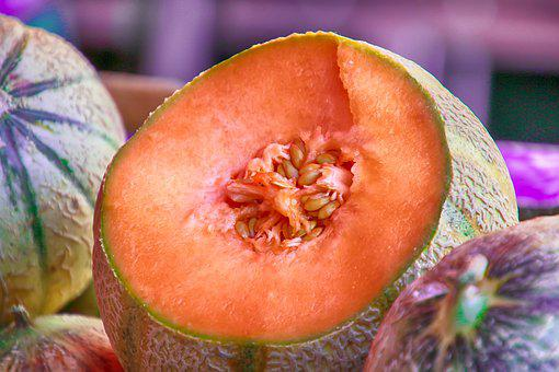 Melon, Fruit, Vitamins, Food, Culinary, Recipe, Sugar