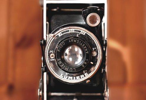 Anastigmat, Light, Photography, Former, Device