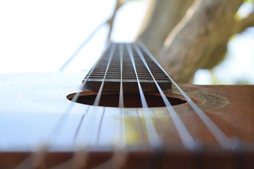 Music, Guitar, Sound, Instrument, Guitarist, Band
