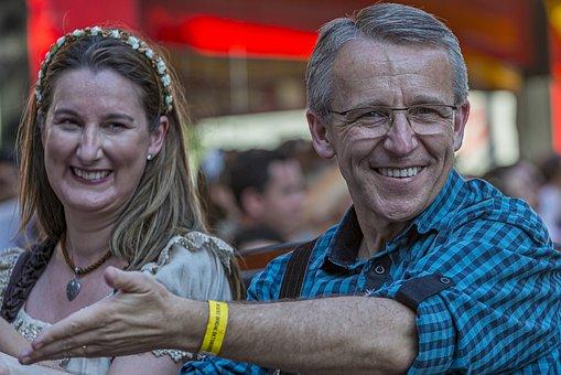 Oktoberfest, Blumenau, Santa Catarina, Brazil, Mayor