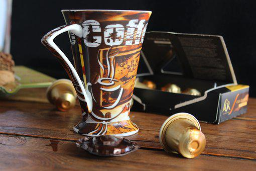 Coffee, Cup Of Coffee, Caffeine, Cappuccino, Aroma