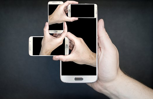 Mobile Phone, Hand, Technology, Communication, Wireless