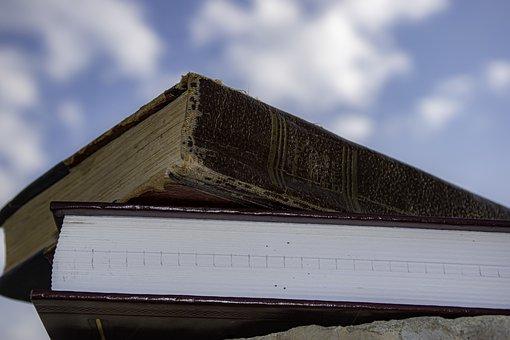 Old, New, Versus, Book Day, Jerusalem, Praying Book