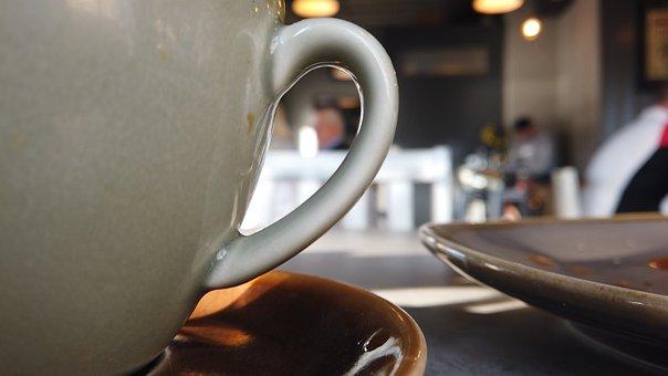 Tea, Coffee, Shop, Tea Shop, Coffee Shop, White, Cup