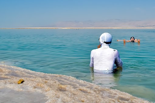 Dead Sea, Waiting, Just Cool, Back, Relaxation, Waves
