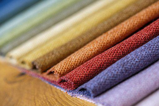 Fabric, Textile, Color, Colorful, Cotton