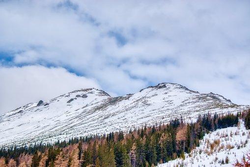 High Tatras, Mountains, Slovakia, Nature, Tatry