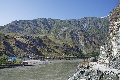 Tajikistan, Province Of Mountain-badakhshan